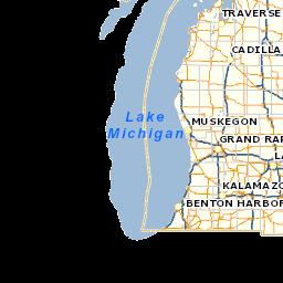 MDOT - Five-Year Program Map